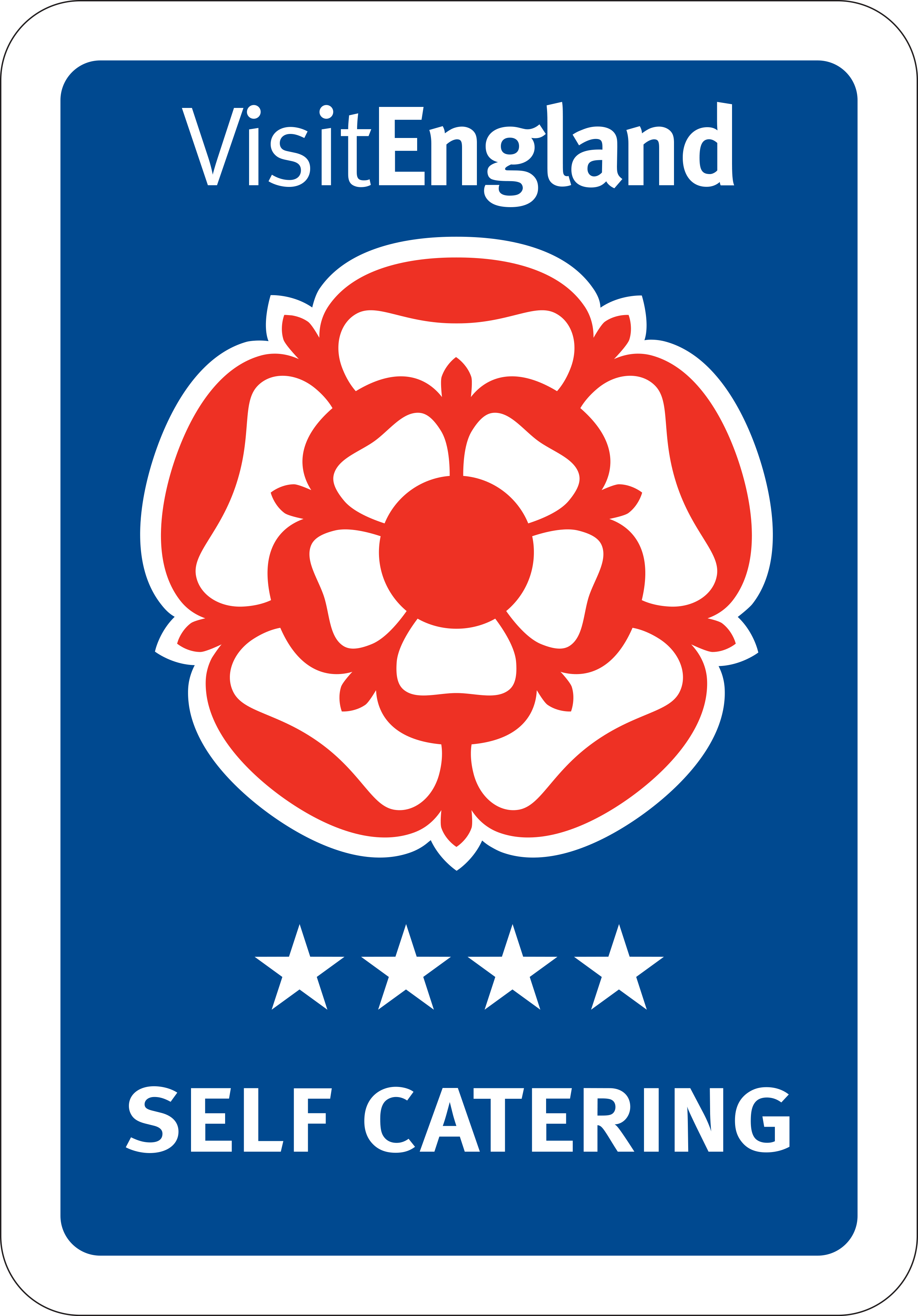 Visit England 4-Star Self Catering